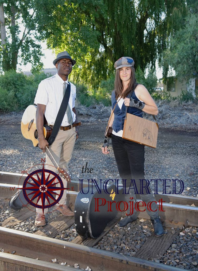the uncharted project music, cover songs, original tunes, live performances