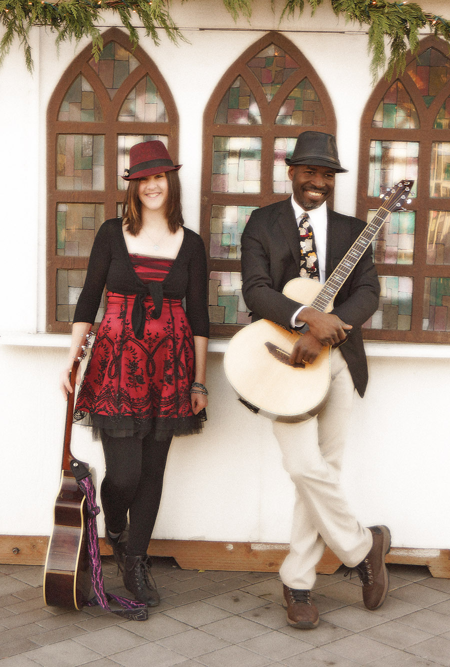 The Uncharted Project band, music duo, musicians. live music, cover songs, original songs, live music, live performance, live musicians, booking, gigs, events